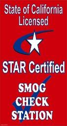 Star Certified Smog Check